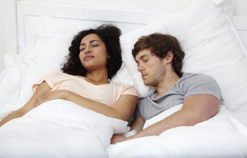 change sleep position pillows