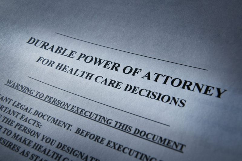 durable power attorney health care