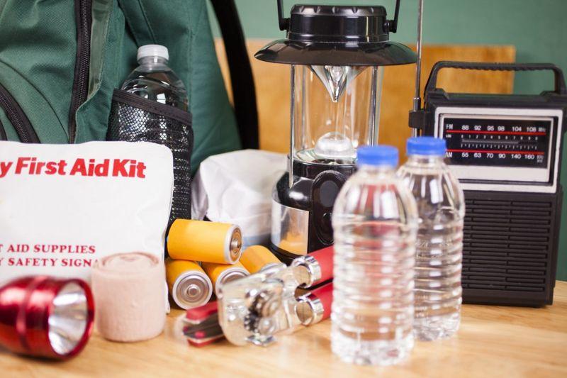 natural disaster supplies