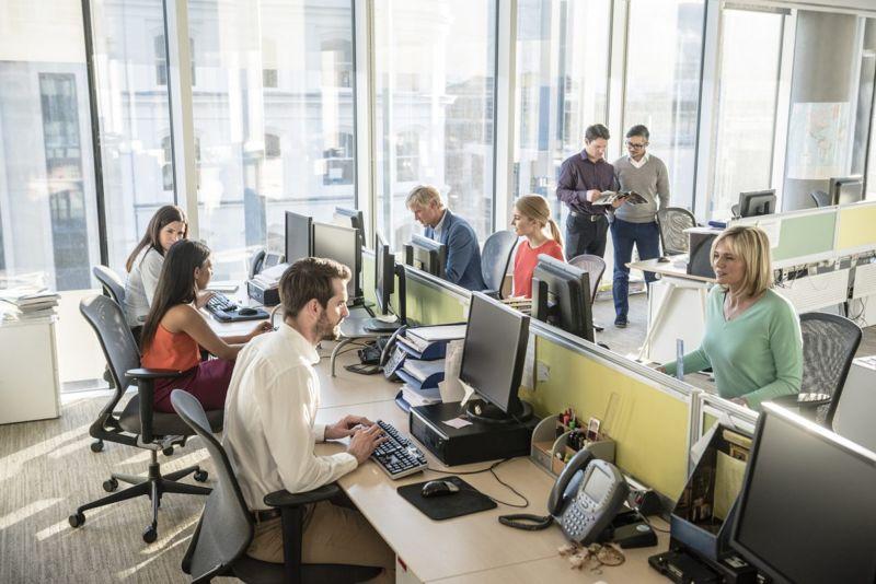 Workplace productivity unemployment fear