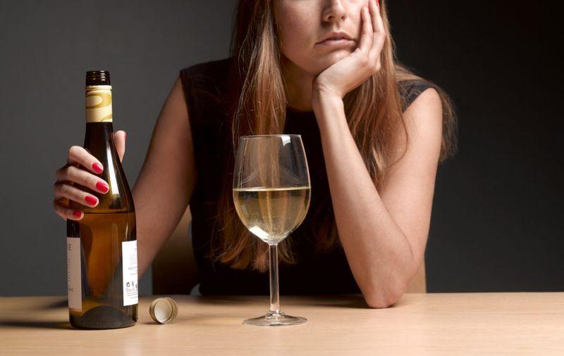 Chronic heavy Alcohol abuse PTSD