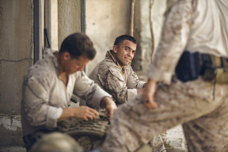 Military Deployment War Zone