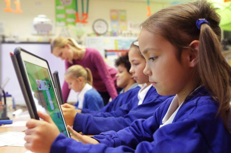 Technology ECE Modernization Internet Tablets
