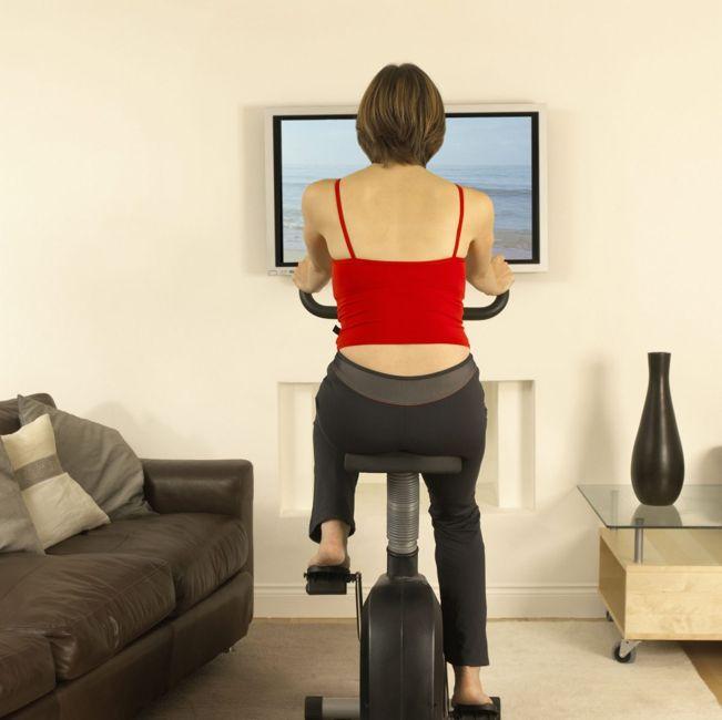 Exercise Bike TV