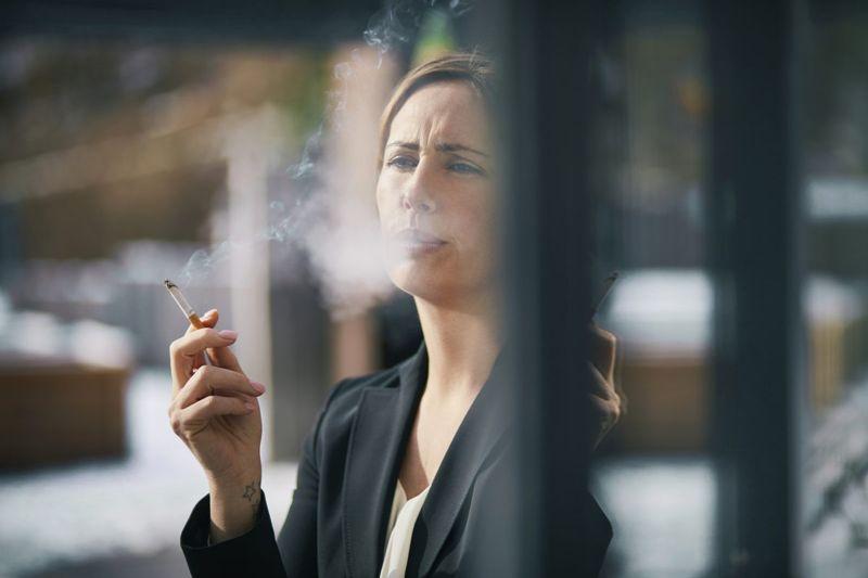Smoking Acrylamide Tobacco Smoke Exposure