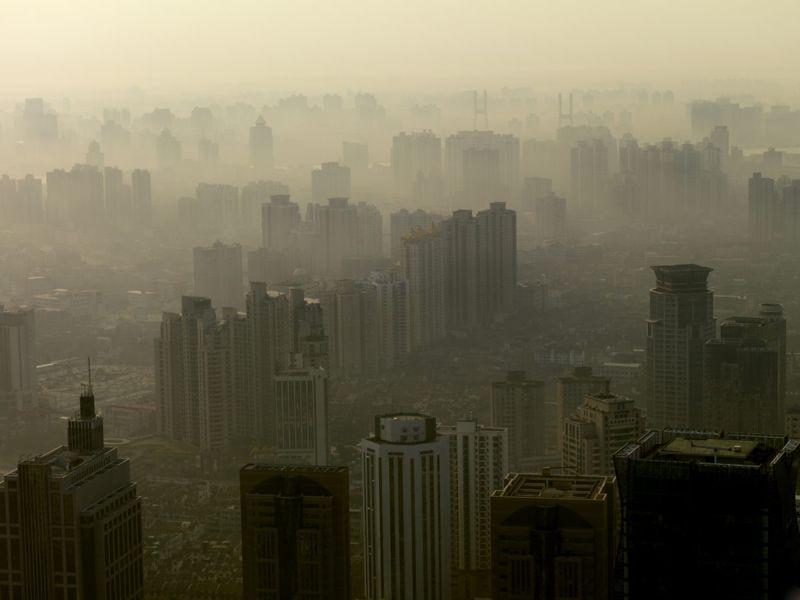 air pollution particulate matter