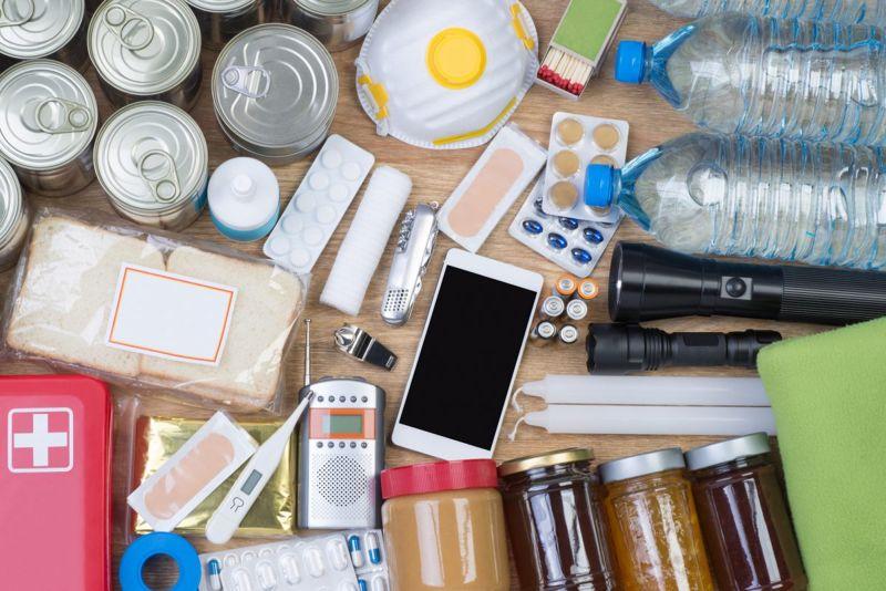 Disaster Supplies Emergency