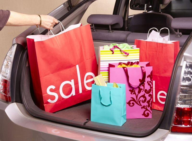 Bargain shopping supply demand recession