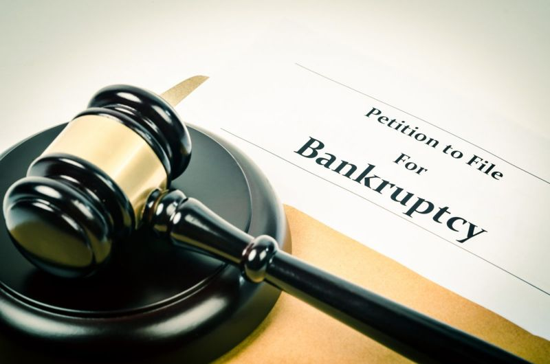 Bankruptcy attorney insolvency declaration law