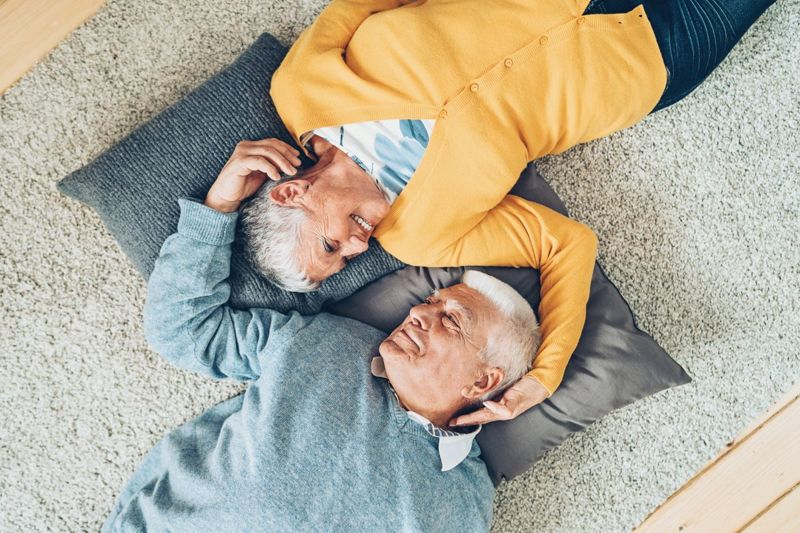 Soon-to-be-retirees need to assume less risk.