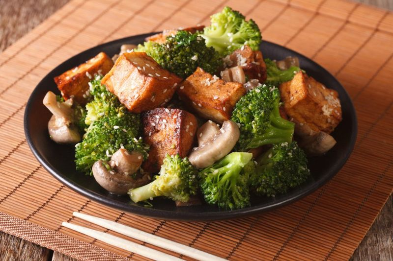 Teriyaki sauce is a great base for many recipes
