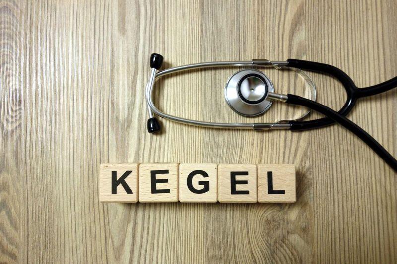 Kegels strengthen pelvic floor muscles