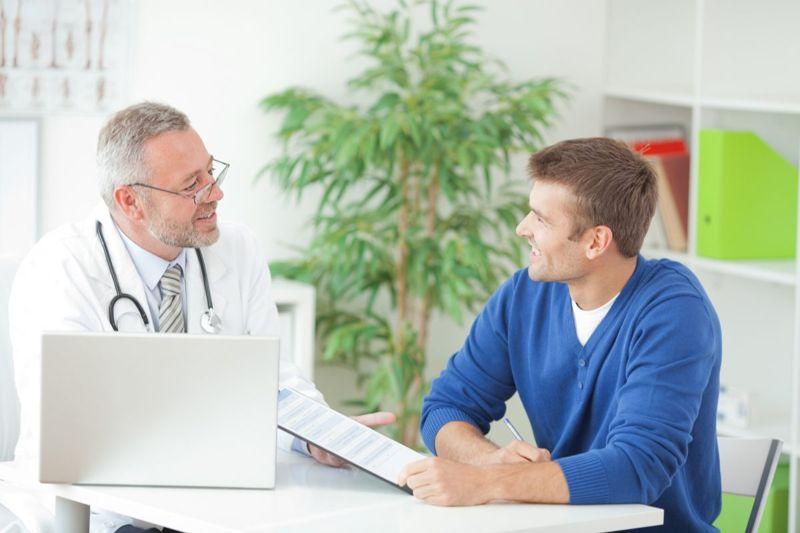 doctor patient screening