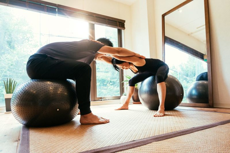 Perform kegels with other exercises