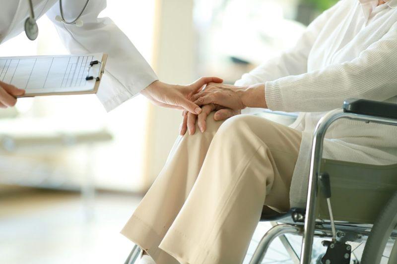 kentucky senior health wheelchair
