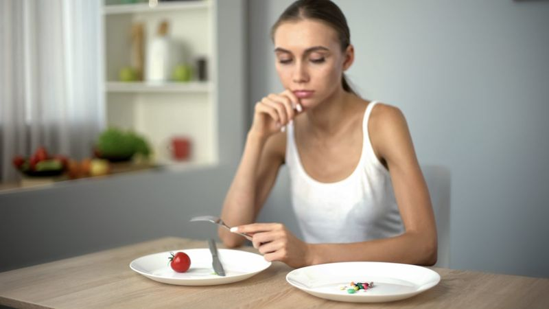 anorexia nervosa eating disorder malnutrition