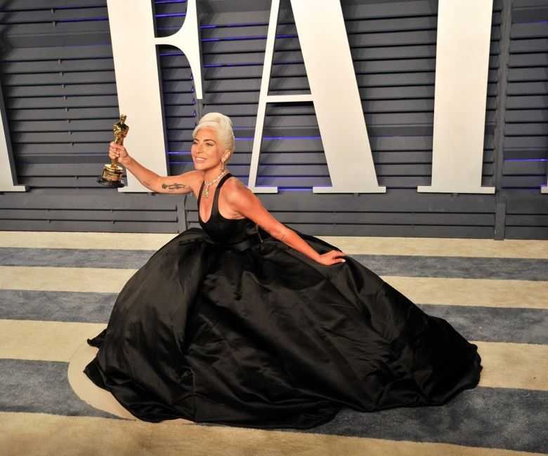 Lady Gaga is musically gifted