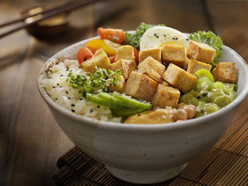 tofu phytates coagulated soy protein