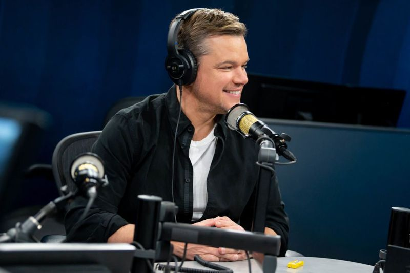 Matt Damon graduated from Harvard