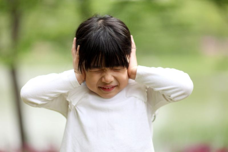 oversensitivity senses hearing