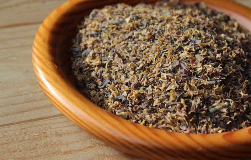 bowl Irish moss