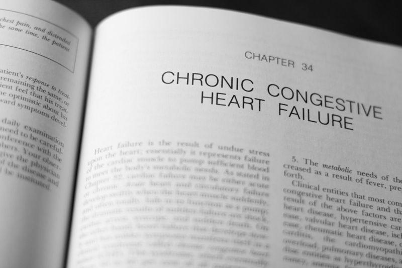 causes congestive heart failure