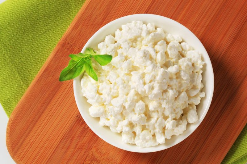 cottage cheese keto diet