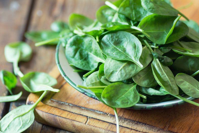 iron plant foods