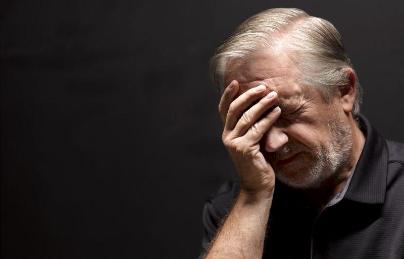 stressed fatigue depression