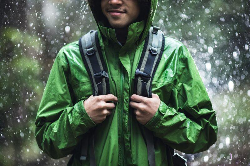 raincoat waterproof fabric