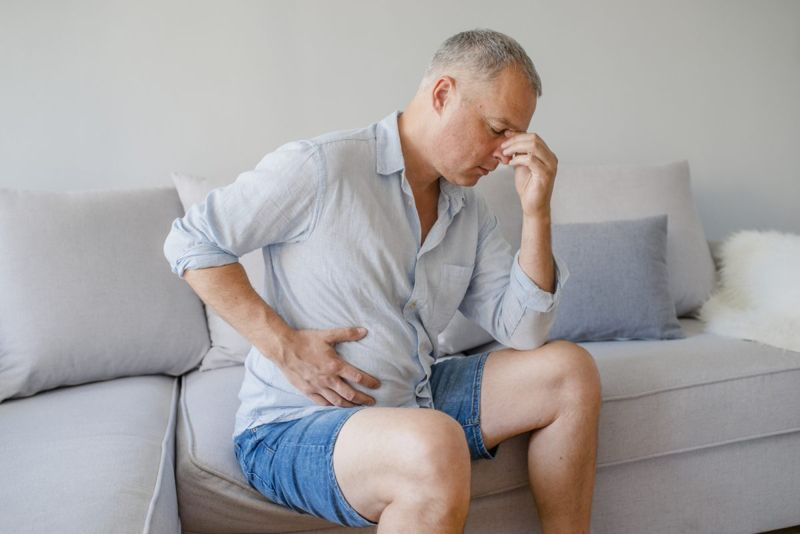 stomachache indigestion