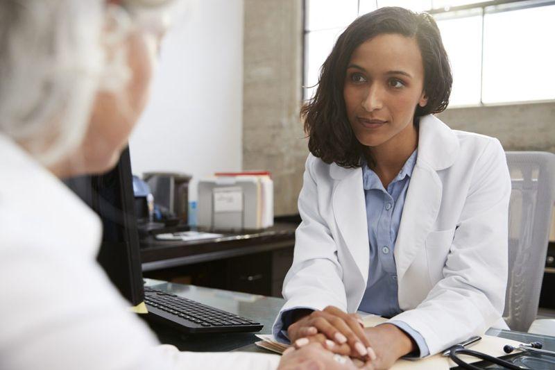 doctor patient consultation diseases