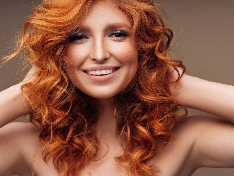 softer natural curl texture waves
