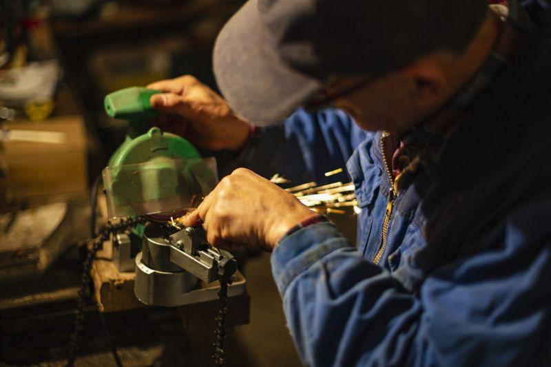 different methods tools sharpen