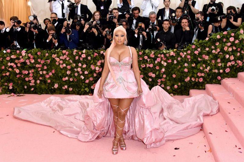 Minaj was arrested in 2003