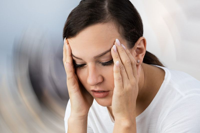 persistent dizziness bppv