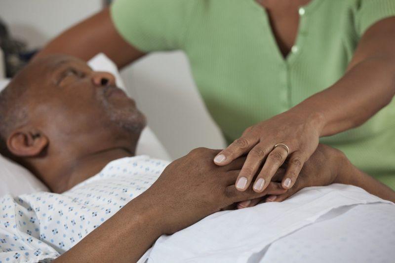Treatment Hospital Bed