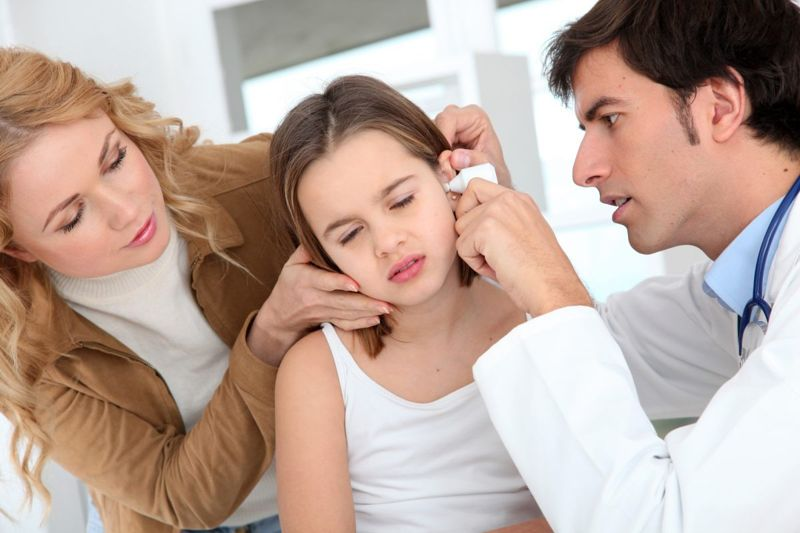 Children Ear Infection