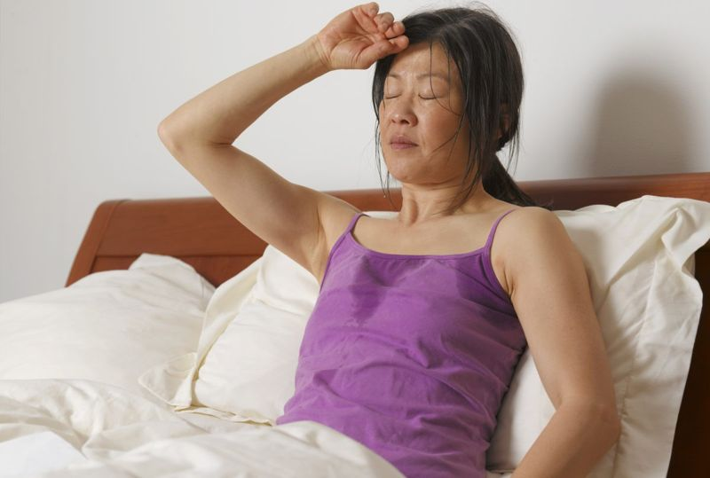 Ashwagandha can help lower fever when you are ill.