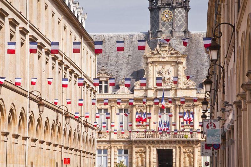 unite political deputies flags
