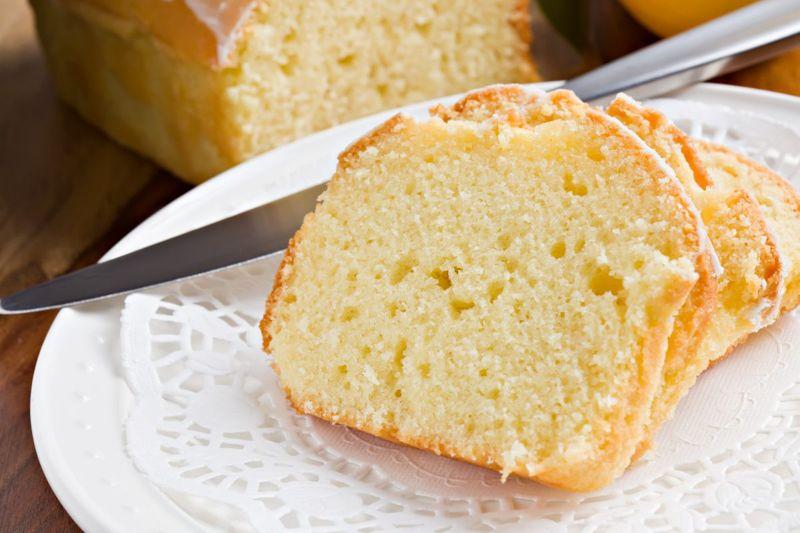 luscious moist pound cake