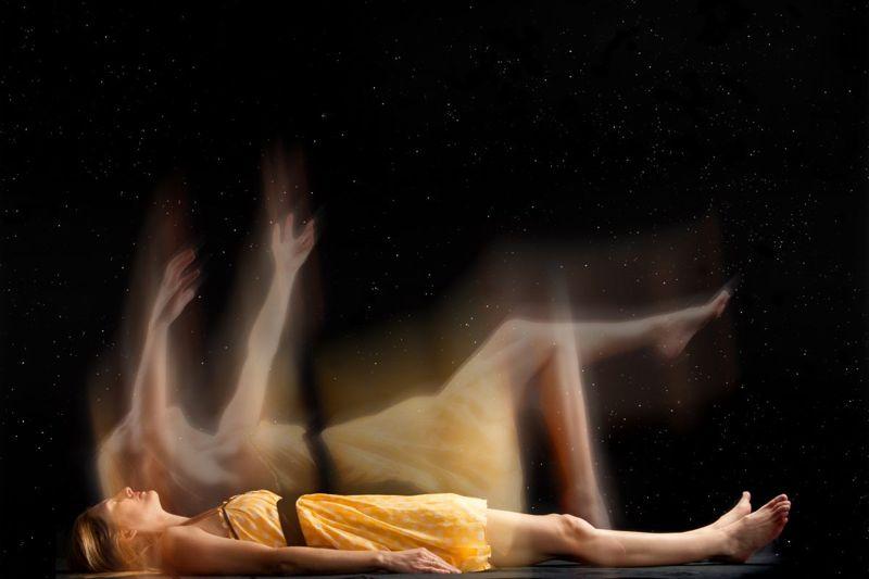 Lucid dreams heighten awareness