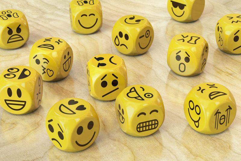bipolar emoji faces