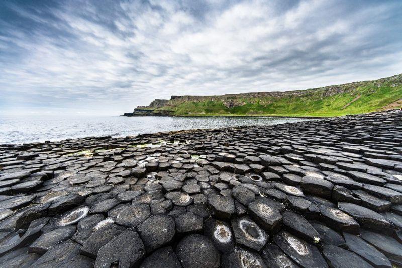 Giants Causeway in Northern Ireland