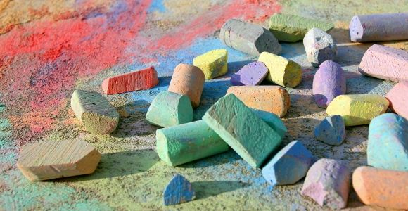 Fun and Creative Sidewalk Chalk Ideas