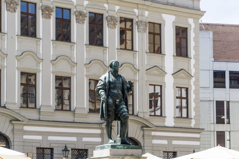jakob fugger monument