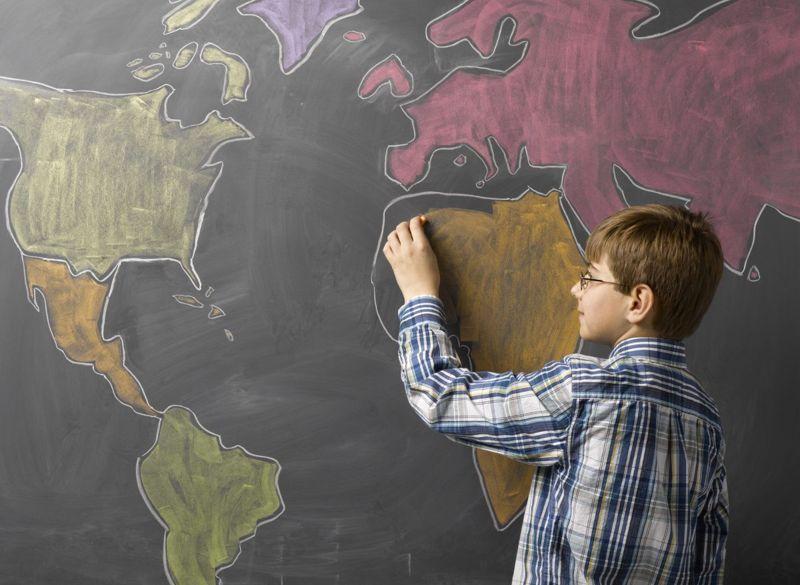 Global views of left-handedness