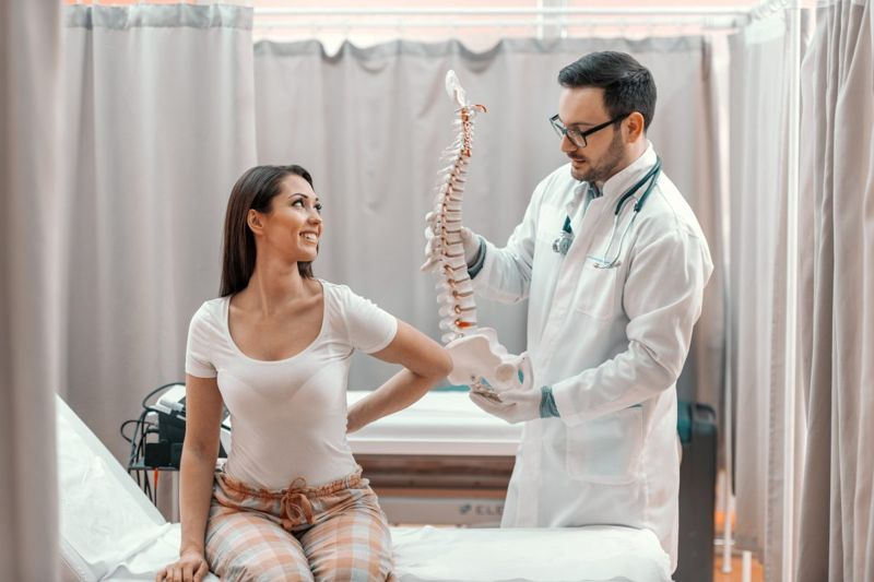 doctor spine model