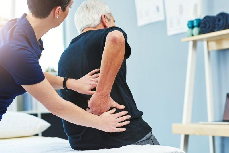 undifferentiated spondyloarthritis pain