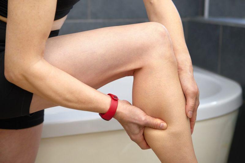 leg cramps side effects